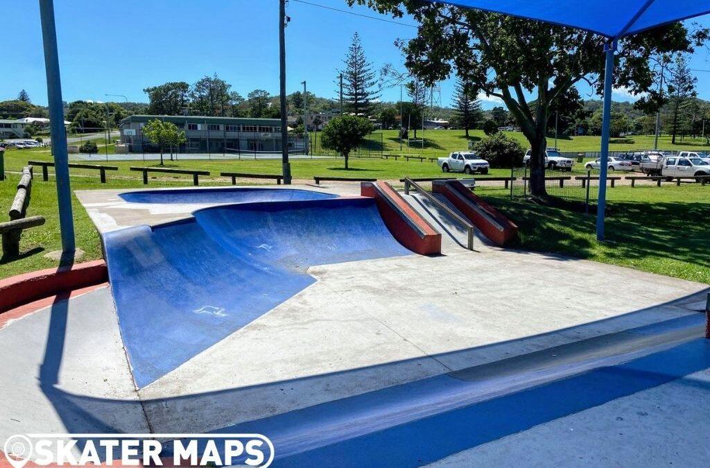 Dunwich Skate Park