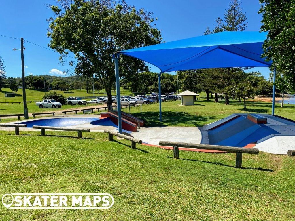 Skateboard Park Queensland