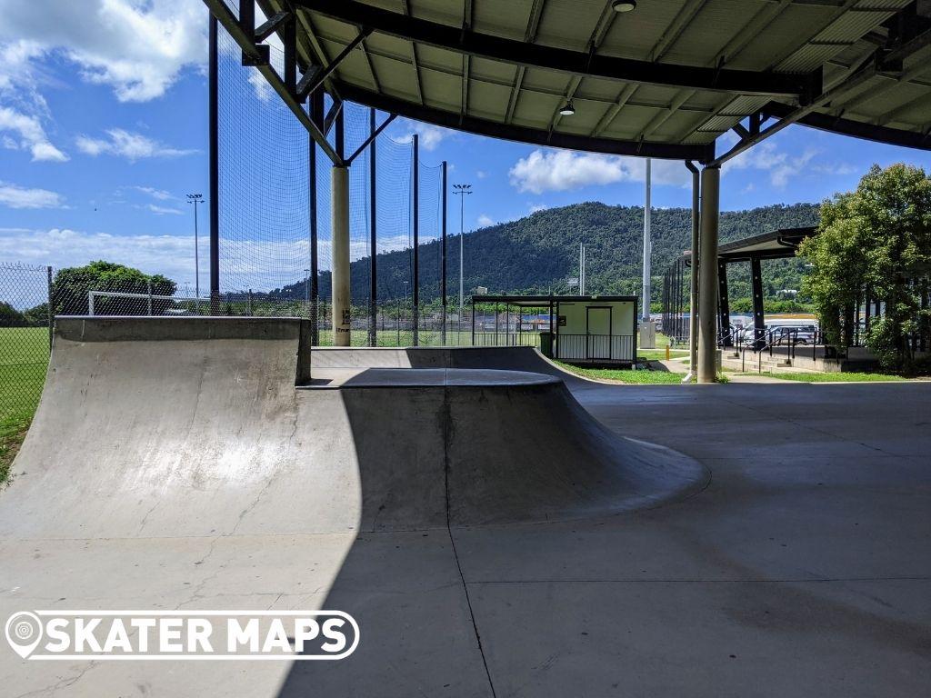 Mini Ramp Skatepark