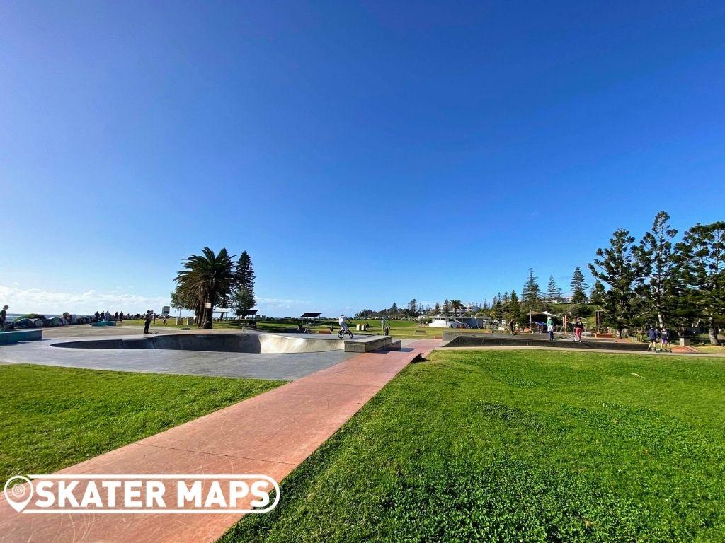 Concrete Skatepark NSW