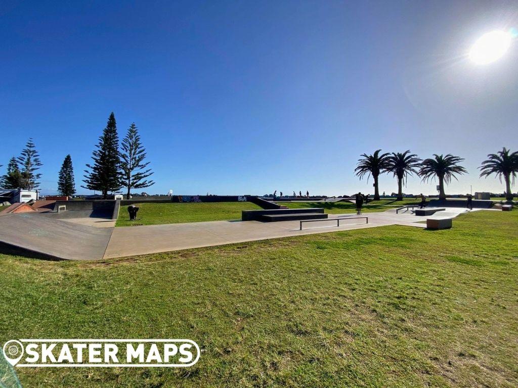 Open Flow Skate Parks
