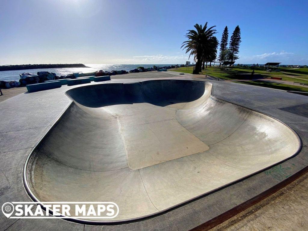 Concrete Skate Bowl NSW