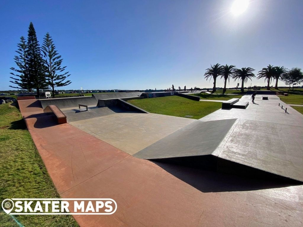 Concrete Skate Banks NSW