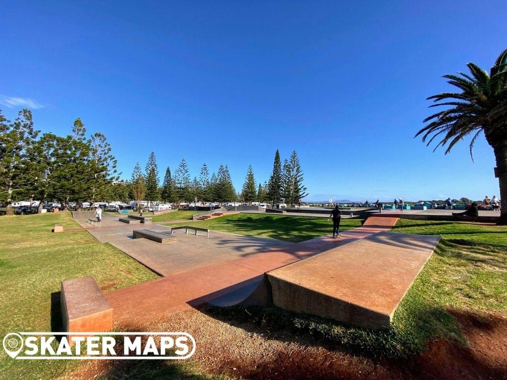 NSW Skateboard Parks