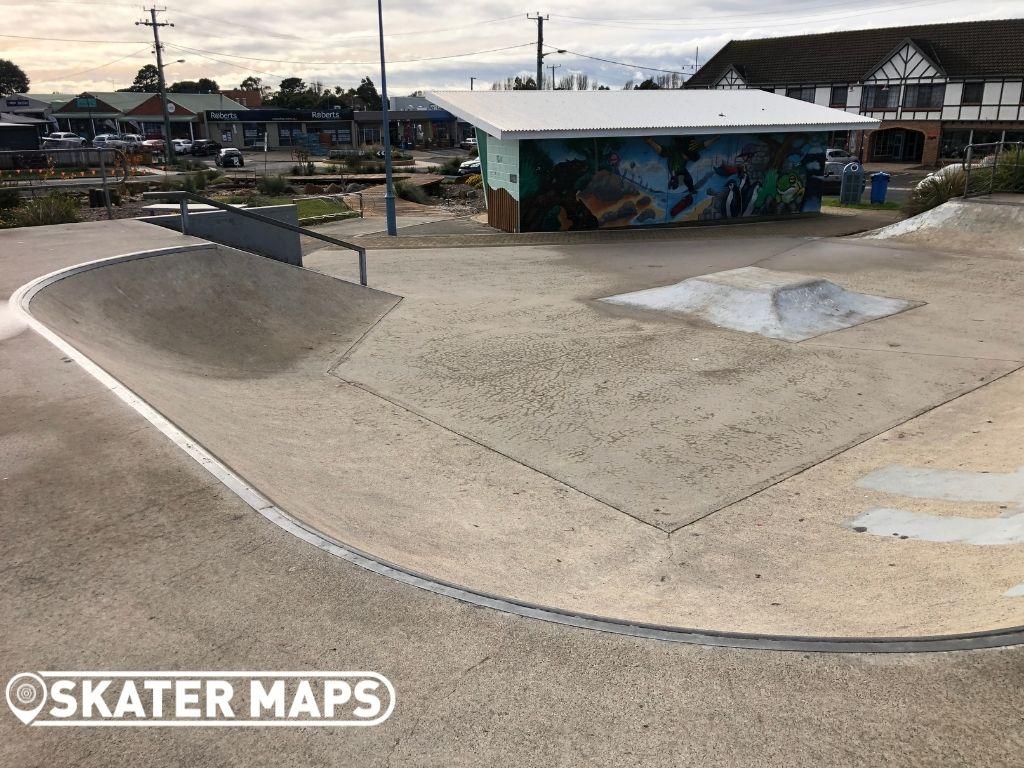 Skate Bowl Tasmania