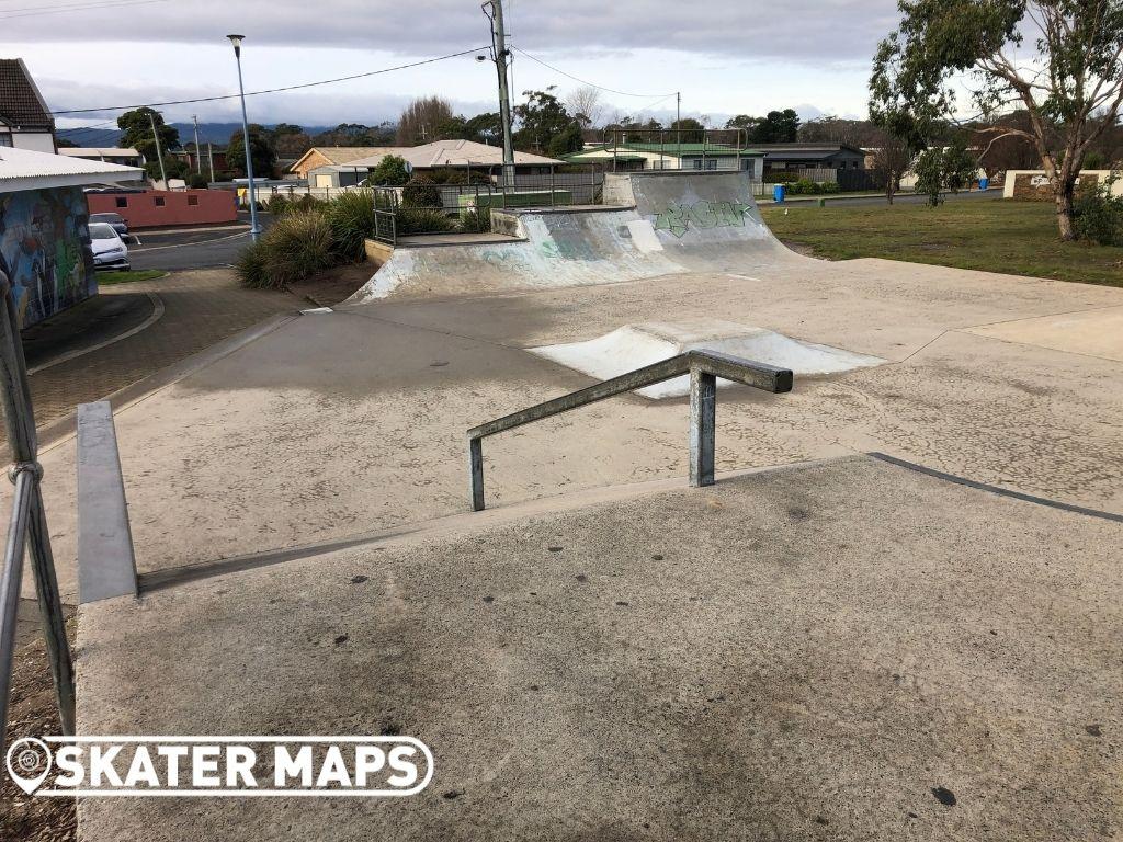 Skateparks TAS