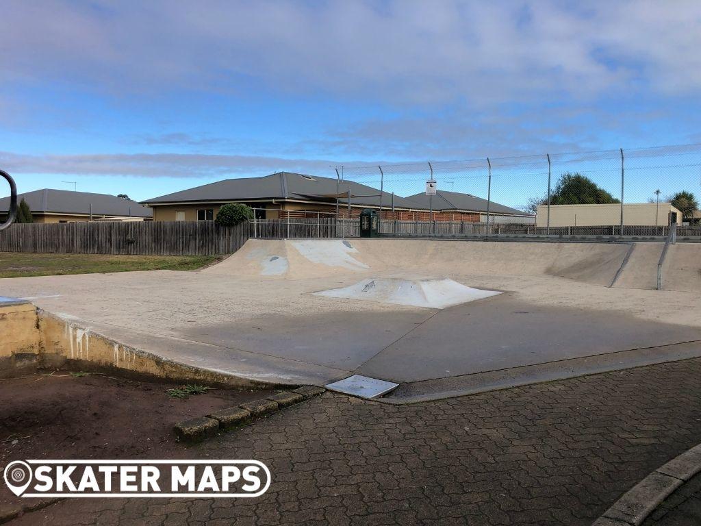 Tasmania Skateparks