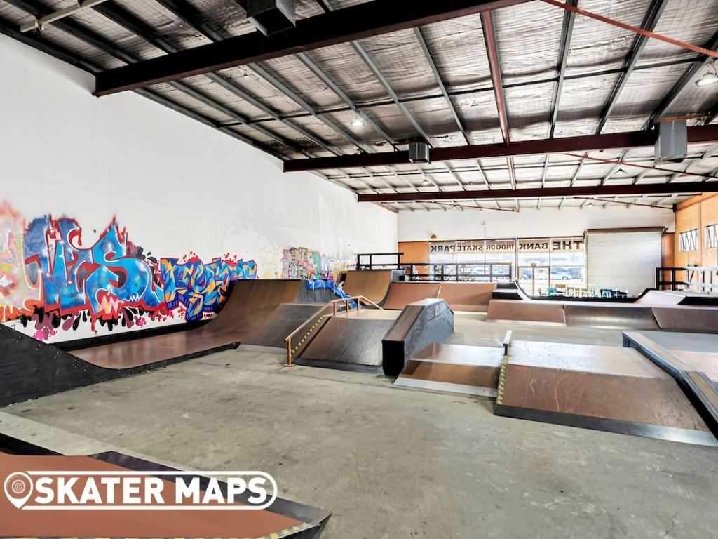 Canberra private skatepark