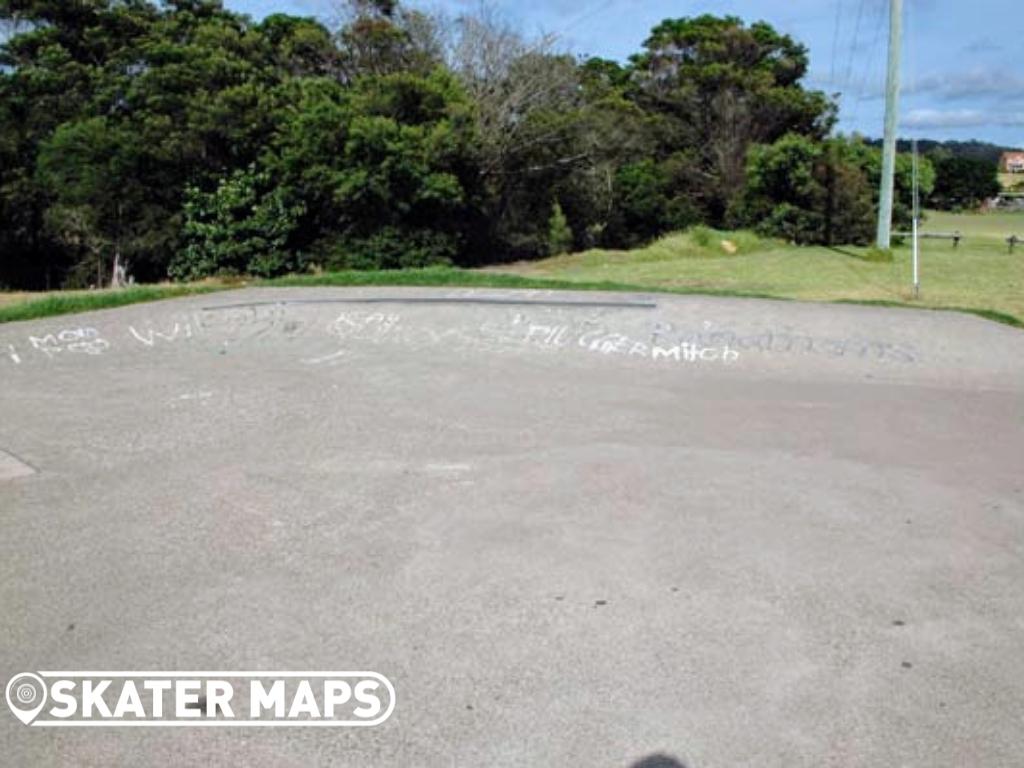Merimbula Skatepark NSW