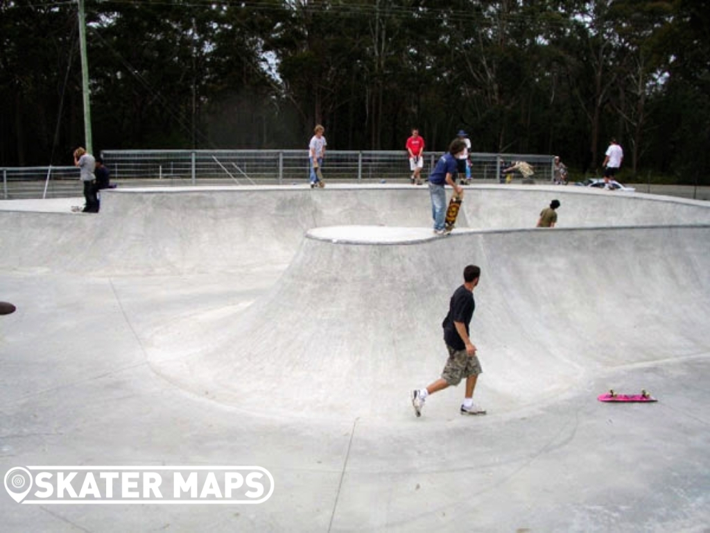 Pambula Skateboard Park