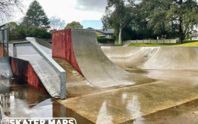 Myrtleford Skatepark